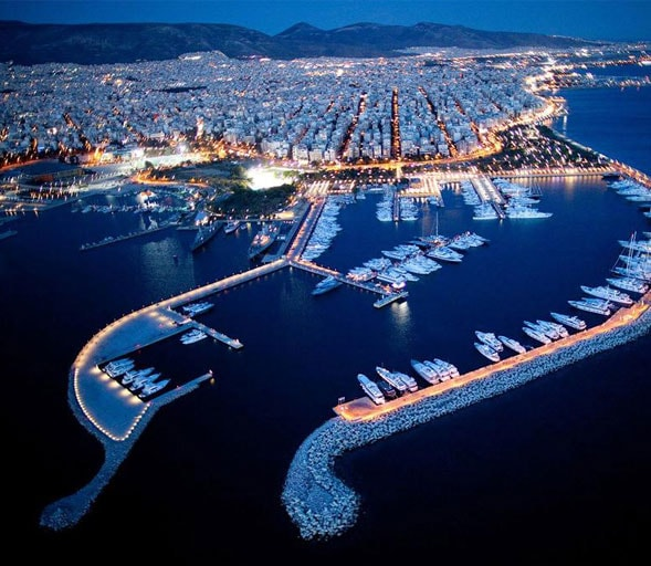 DISCOVER THE ATHENS RIVIERA